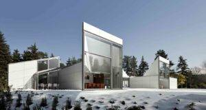 Origami House Architizer