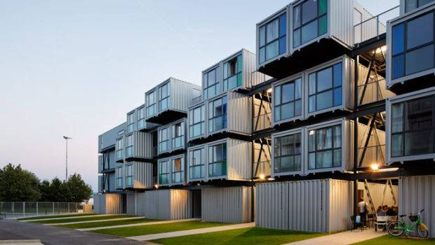 Orlando May Home Shipping Container Apartments
