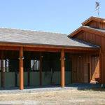 Our Horse Barn Designs Pre Designed Barns Trilogy