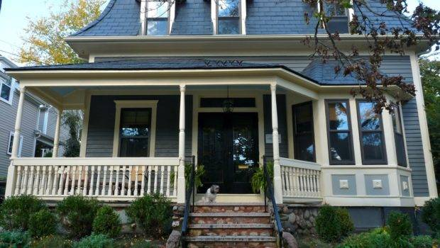 Our Summer Long Project Make Over Exterior Home