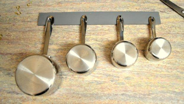 Out Needed Cup Hooks Marked Screw