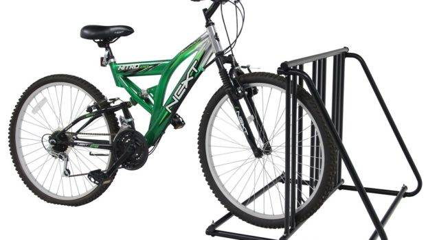 Outdoor Bicycle Parking Stand Double Sided Bikes Sportrack Bike