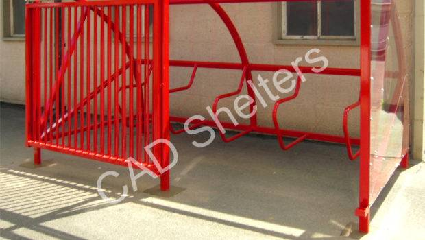 Outdoor Bike Storage Ideas Outside Shelters Cad