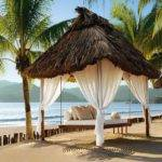 Outdoor Canopy Bed Beach