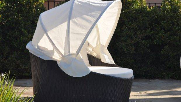 Outdoor Daybed Canopy Babmar
