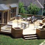 Outdoor Deck Ideas Considerations Contemporary Patio Decor