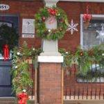 Outdoor Decorating Ideas Christmas Instant Knowledge