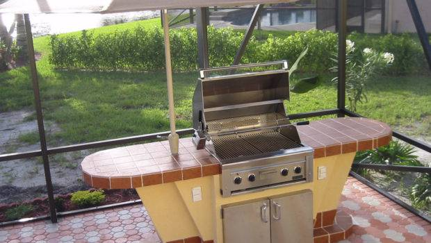 Outdoor Kitchen Design Grill Repair Barbeque