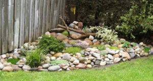 Outdoor Rock Garden Designs Ideas Planting