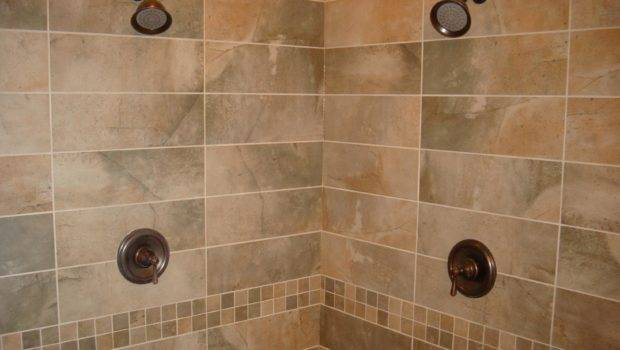 Outstanding Bathroom Shower Tile Patterns Ideas