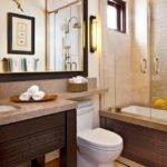 Over Toilet Storage Design Options Small Bathrooms