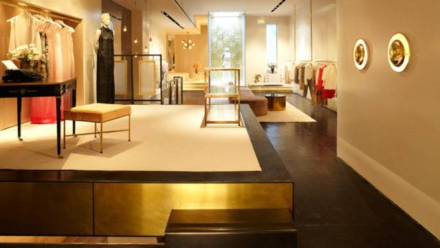 Overall Interior Fashion Retail Store Design Honor Nyc