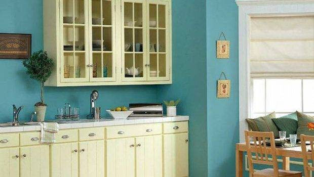 Paint Color Kitchen Cabinets House Remodeling