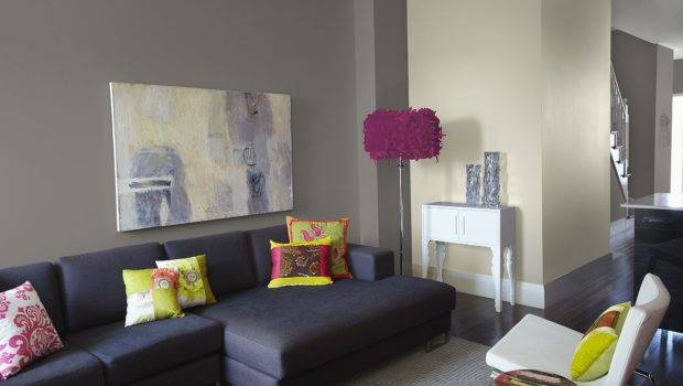 Paint Colors Gray Living Room Ideas Modern Mix