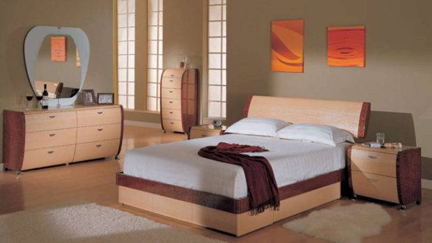 Paint Colors Look Best Maple Bedroom Furniture Creative