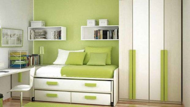 Paint Colors Small Bedrooms Home Interior Design
