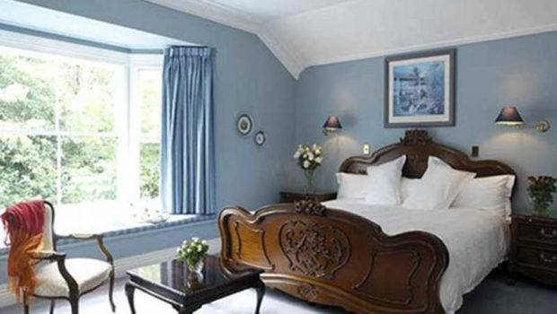 Paint Ideas Bedrooms Blue Colour