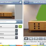 Paint Your Room App Ipad