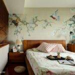 Painted Headboard Wall Best House Design