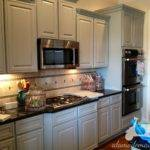 Painted Kitchen Cabinets Home Design Decor Reviews