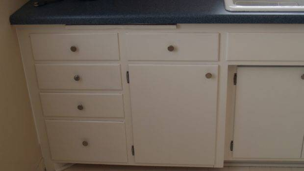 Painting Kitchen Cabinets Cupboards Video