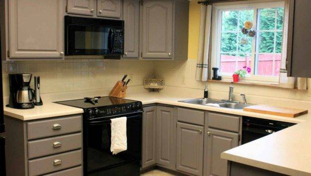 Painting Kitchen Cabinets Diy Four Easy Steps Guides