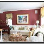 Painting Living Room Walls Two Colors Furniture
