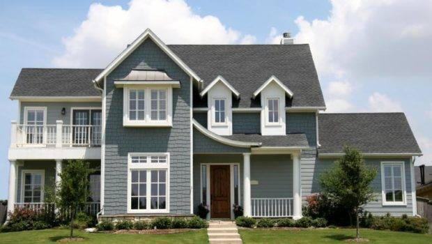 Painting Residential Exterior