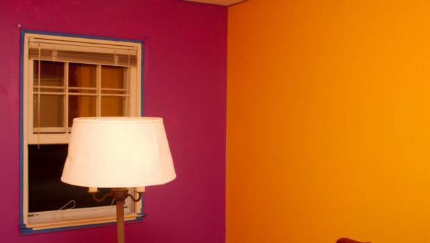 Painting Walls Different Colors Same Room Home Decoration