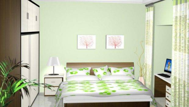 Pale Green Bedroom Walls Dining Room