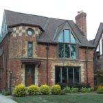 Panoramio Shaker Heights Brick Tudor House