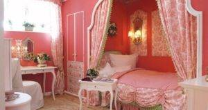 Paris Themed Girl Room