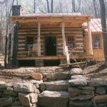 Part Two Building Rustic Cabin Handmade Houses