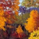 Pastel Painting Fall Color Ideas Pinterest