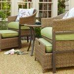 Patio Conversation Set Perfect Small Spaces Push