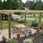 Patio Decorating Ideas Budget Outdoor Small