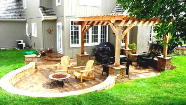 Patio Landscaping Ideas Budget Backyard