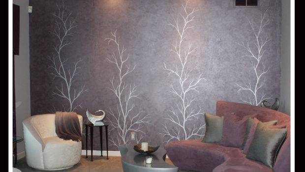 Pearl Wall Paint Faux Finishing Revival