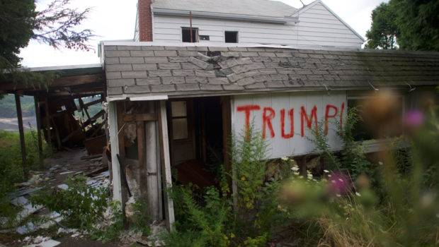 Penthouse Populist Why Rural Poor Love Donald Trump News