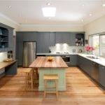 Perfect Classic Modern Kitchens Home Design