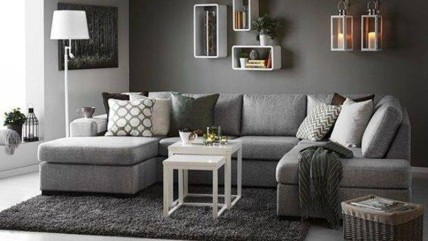 Perfect Dark Gray Couch Living Room Ideas Your