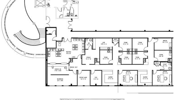 Perfect Floor Plans Design Advice Medical Office