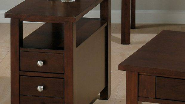 Perfect Small End Table Drawer Homesfeed