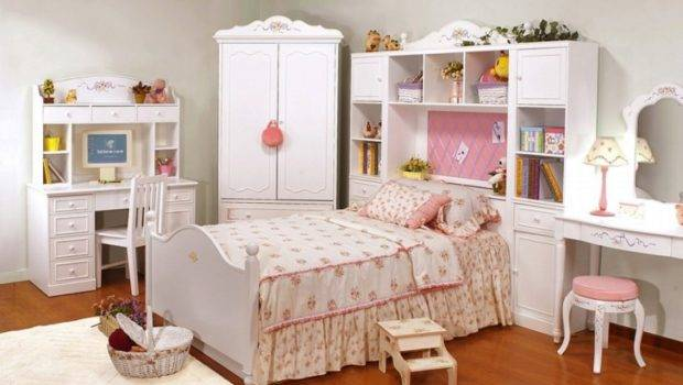 Perfect Tween Girls Bedroom Ideas Your Kids Stunning Pure White