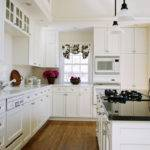 Perfect White Kitchen Cabinets Floors