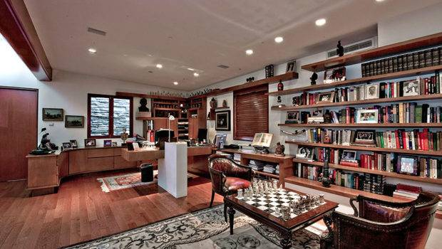 Personal Library Design Kitchen