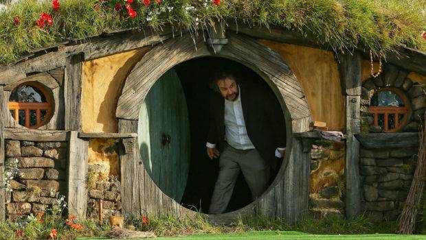 Peter Jackson Photos Hobbit Unexpected