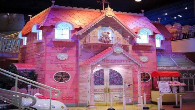 Photos Cute Hello Kitty House Design