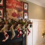 Photos Decorating Ideas Christmas Mantel