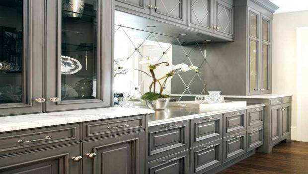Photos Gray Kitchen Cabinets Repainting Ideas